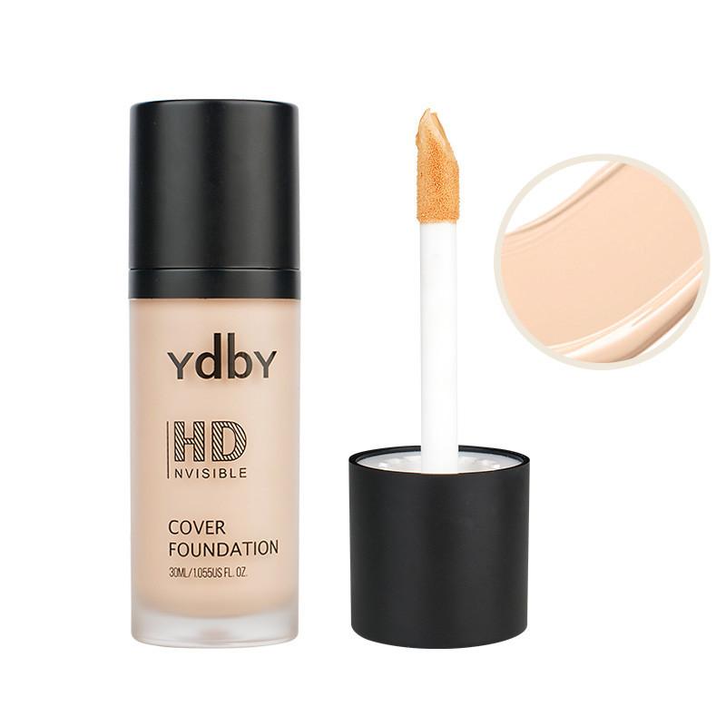 30ml  Liquid Foundation Full Coverage Long Lasting Concealer Makeup Cosmetic   Oil Control  YF003