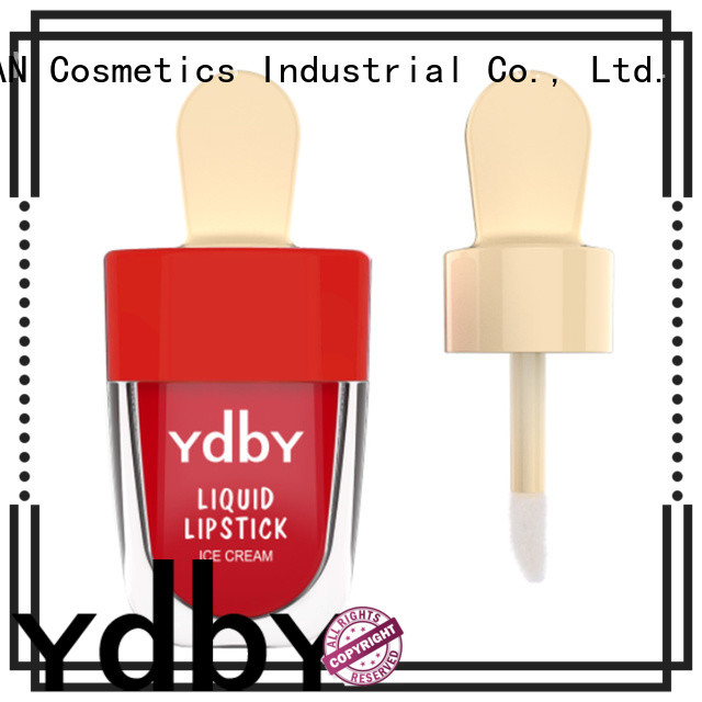 New frosted lip gloss manufacturers for promotion