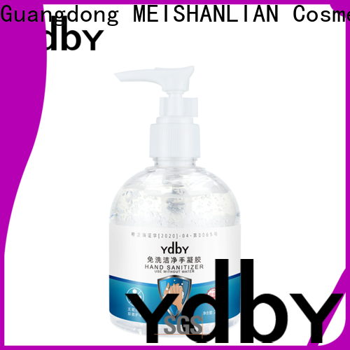 YdbY Wholesale hand sanitizer gel manufacturers for business for packaging