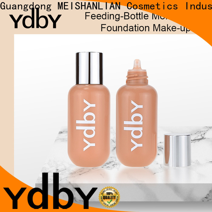 YdbY makeup foundation and concealer factory for packaging