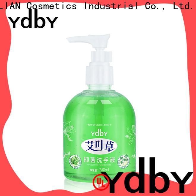 New mini antibacterial hand gel company bulk production