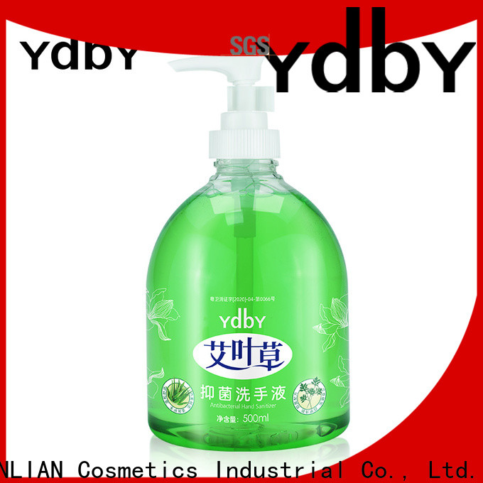 YdbY healthy hand sanitizer company for promotion