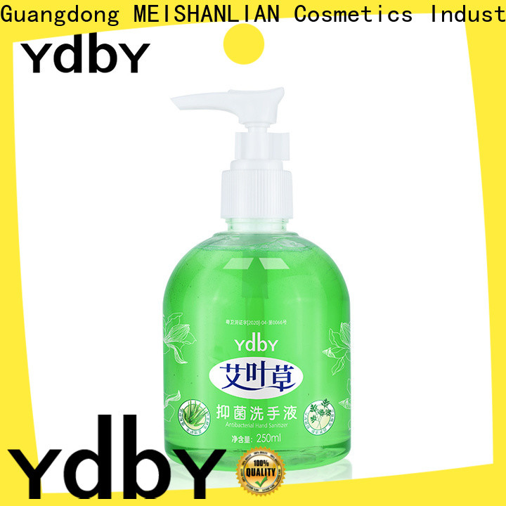 YdbY anti bac hand gel for business for packaging