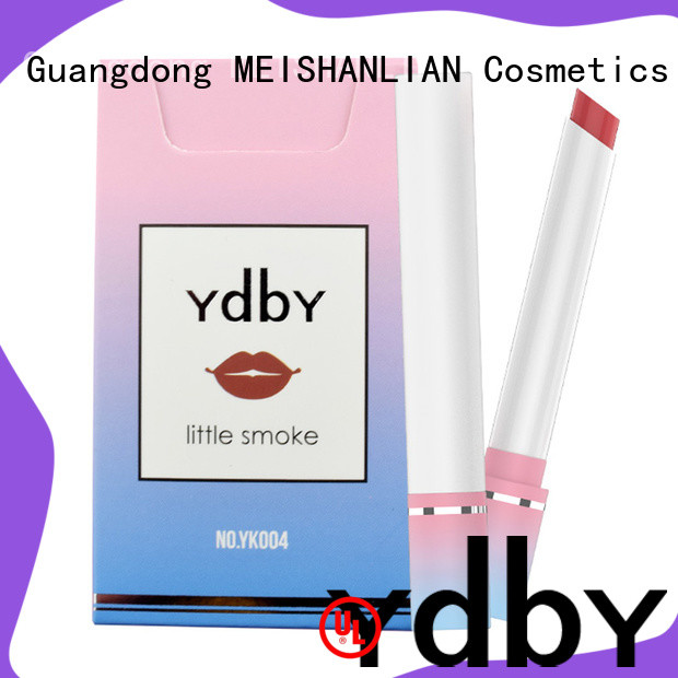YdbY organic lipstick company for promotion