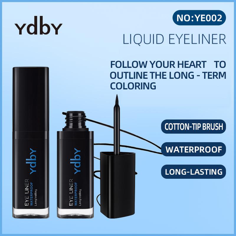 Waterproof Sweatproof Long-Lasting Liquid Eyeliner Eye Makeup YE002