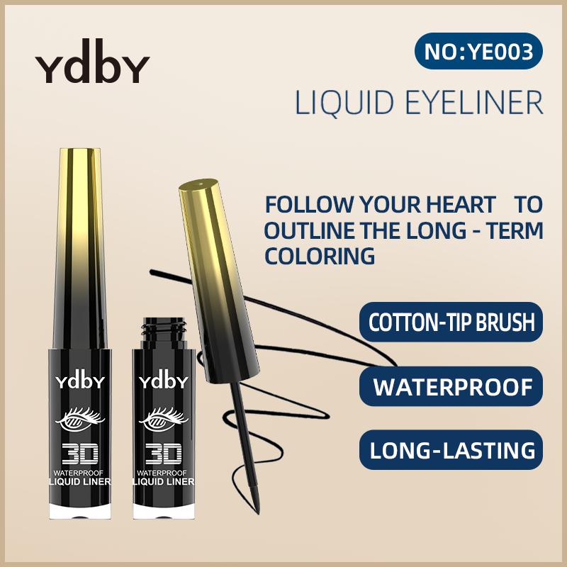 Waterproof Sweatproof Long-Lasting Liquid Eyeliner Eye Makeup YE003
