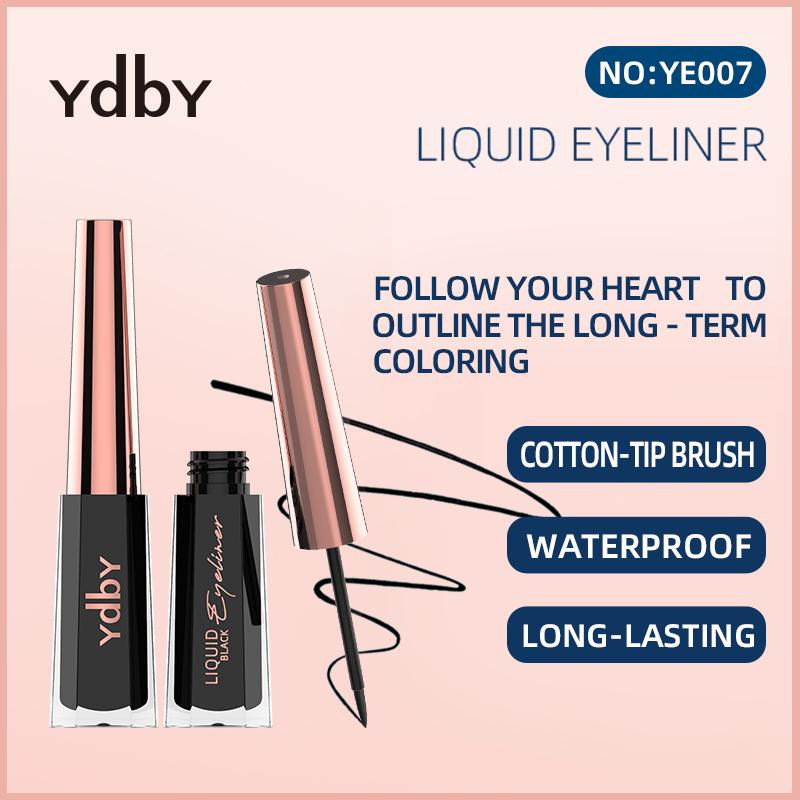 Waterproof Sweatproof Long-Lasting Liquid Eyeliner Eye Makeup YE007