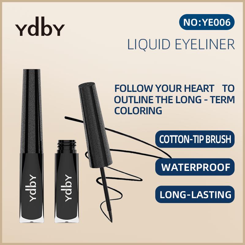 Waterproof Sweatproof Long-Lasting Liquid Eyeliner Eye Makeup YE006