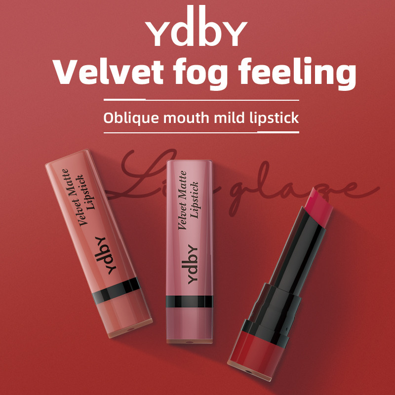 Lipstick Makeup Moisturizing Long Lasting Lipstick Kit YK001