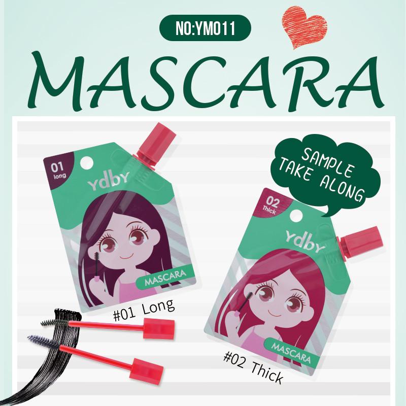 Eye Makeup Waterproof Natural Looking Eye Mascara YM011