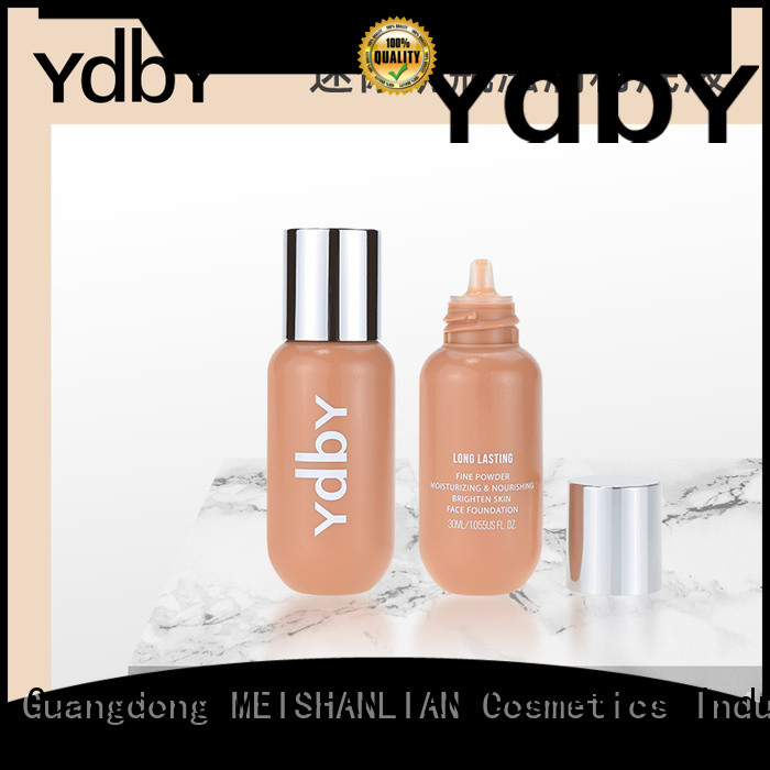 YdbY full coverage liquid foundation factory for packaging